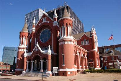 Holy Trinity Catholic Church, Shreveport LA