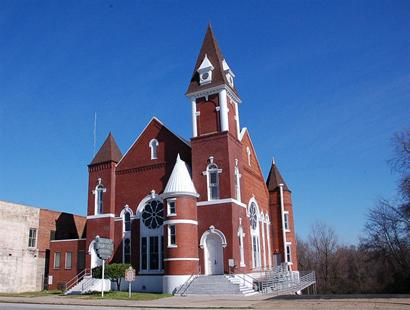 Antioch Baptist Church, Shreveport LA