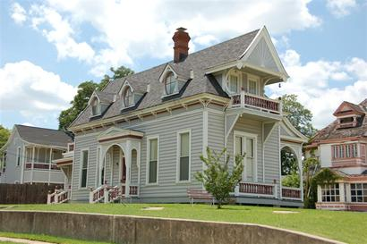 Christian-Hamel House,  Shreveport LA