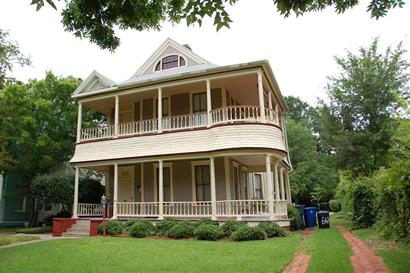 Victorian architecture Shreveport LA