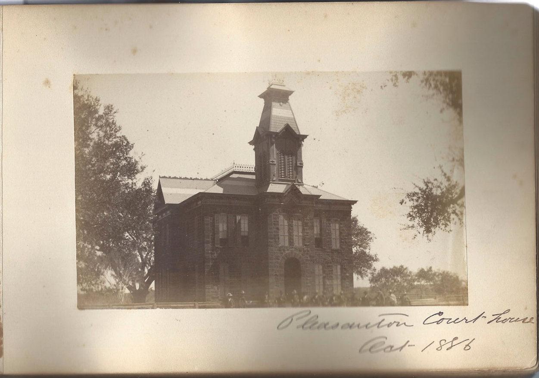Atascosa County Courthouse Jourdanton Texas