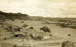 Fort Davis historic photo