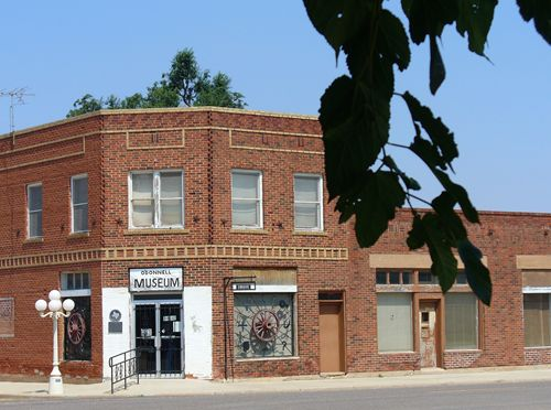O'Donnell Texas Dan Blocker Museum