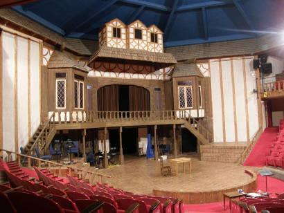 Globe theatre odessa texas odessa tx globe theatre stage malvernweather Images