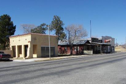 Upton County Texas >> Rankin Texas, Upton County seat.