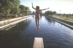 San Solomon Springs Pool